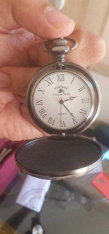 Джобен часовник QUARTZ vintage collection