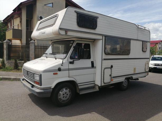 Autorulota, camperTD 2500, 90cp turbo