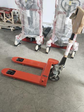 Transpalet manual / Liza manuala SCURTA 800 mm / capacitate 2500 kg