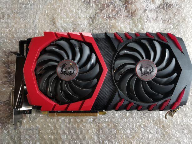 Radeon RX 580 Gaming x + 8G