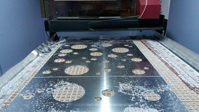 Decupare CNC - MDF, aluminiu, bond, plexiglas