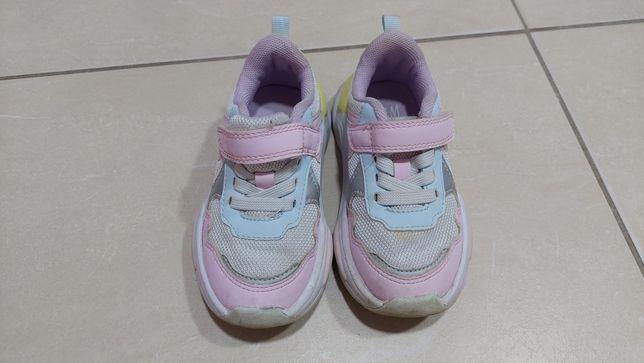 Adidași bebe fete nr 24 H&M