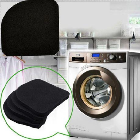 Антивибрационна подложка за пералня стопери подложки комплект 4 броя