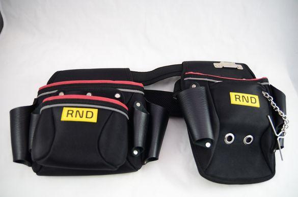 колан за инструменти, органайзер RND, нов, внос от Германия