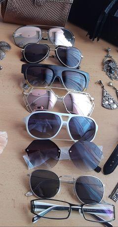 Слънчеви очила различни модели