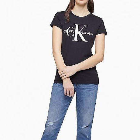 Женская футболка Calvin klein