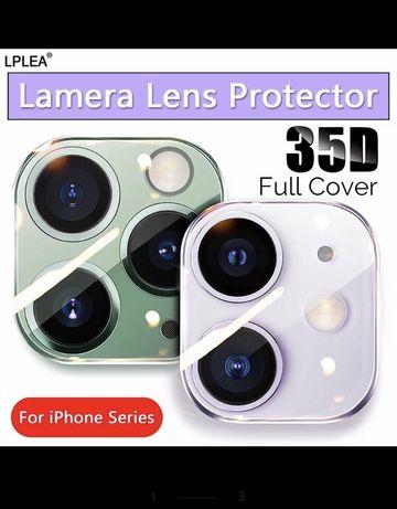 Стъклен протектор за камерата за Iphone 11,11 Pro Max,11 Pro,XS Max,XR