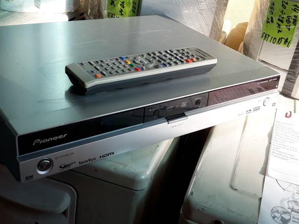 Pioneer recorder DVD&HDD 250GG