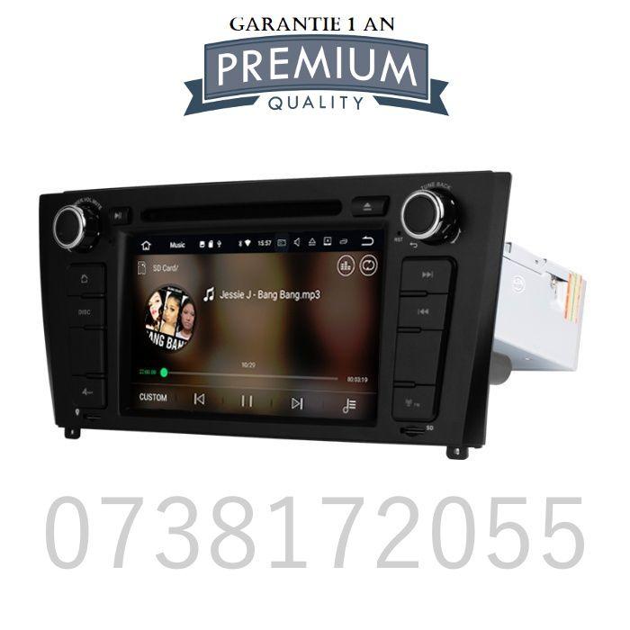 Navigatie Android octa core 4gb BMW Seria 1 E81 E82 E88 E87 DVD MP3 Bucuresti - imagine 1