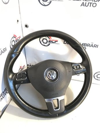 Airbag volan Volkswagen Passat B6 2.0 TDI 170 cp CBB 2010