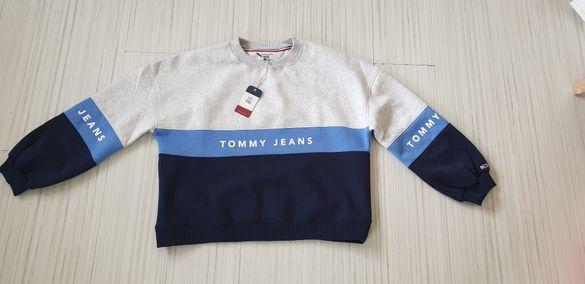 Tommy Hilfiger Sweatshirt Oversize Womens Size L НОВО! ОРИГИНАЛ!