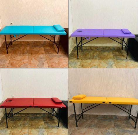 Новые МАССАЖНЫЕ и Косметологические столы и кушетки для салона, лампы