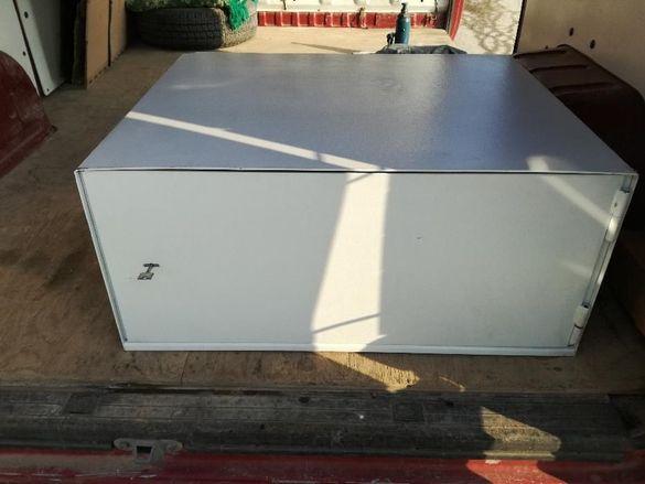 ПРОМО метална каса - шкаф (сейф) за документи и ценности