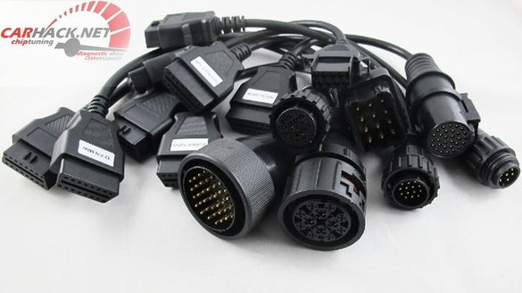 AUTOCOM кабели за камиони