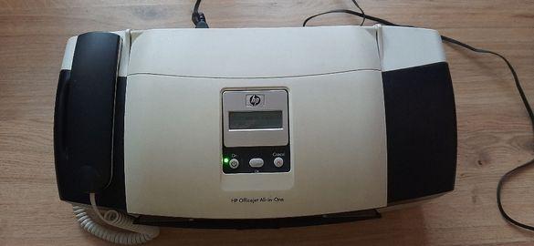 принтер-НР- 3 в 1 с факс