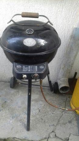 Gratar gradina cu Arzator gaz Outdoorchef PORTO 480 (butelie aragaz )