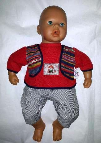 Bebelus Zapf Creation Baby Annabell