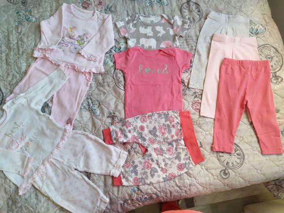 Лот бебешки дрехи 6-9 месеца