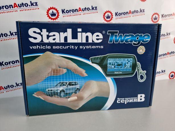 Сигнализация StarLine B9 ( Автозапуск СтарЛайн Сигналка) от 17000