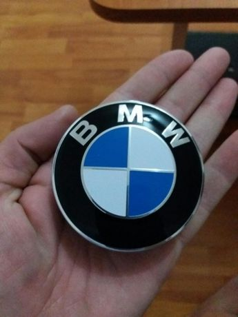 Set capace centrale BMW 68mm Originale seria 1 3 4 5 6 7
