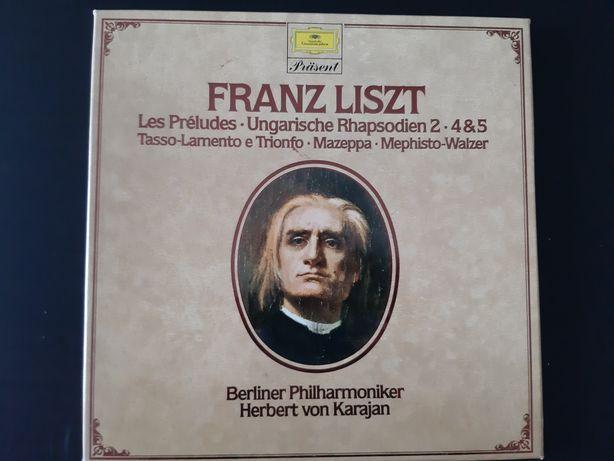 Vinil Franz Liszt
