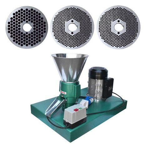 Granulator furaje monofazic 150 kg/ora- 3 matrite-garantie 2 ani