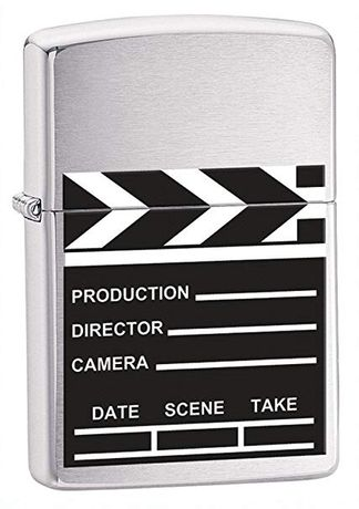 Оригинална запалка Zippo - 200 Movie Take
