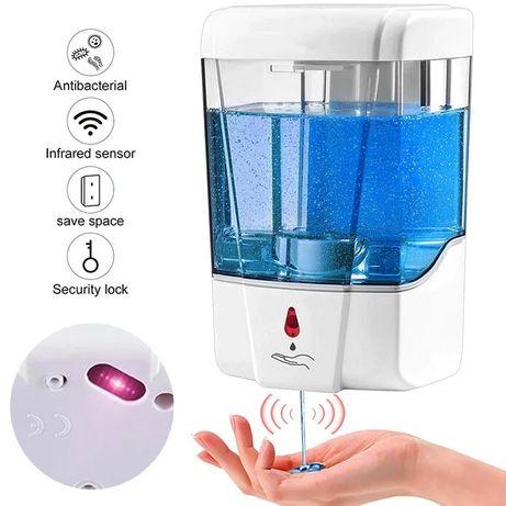 Дозатор сенсорный для антисептика и жидкого мыла