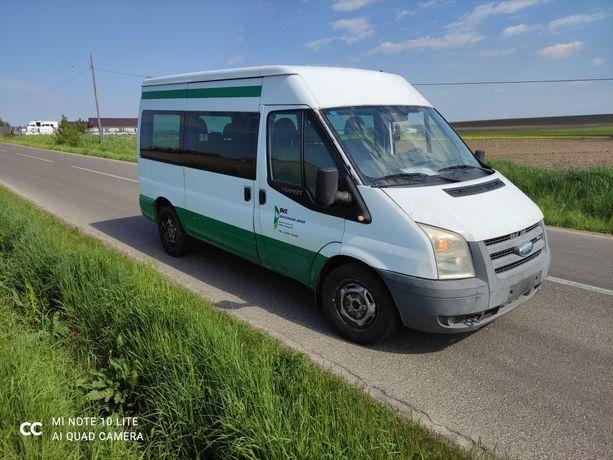 Ford transit 2008 2200 tdci 9 locuri