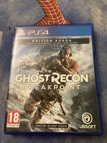 Ghost Reacon Breakpoint PS4