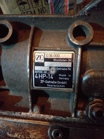 Продам АКПП 4 HP 14 на л/а Ситроен Ксантия