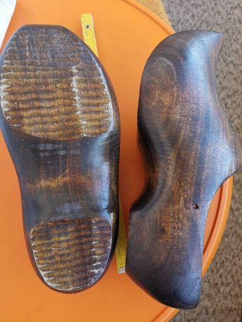 Дървен налъм, чехли, сабо