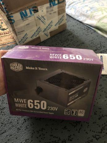 650 ватт блок питания стандарт 80+