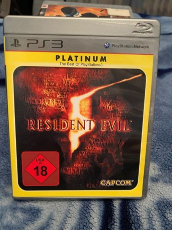 Resident Evil 5 - PS3 - Playstation 3 - PS 3