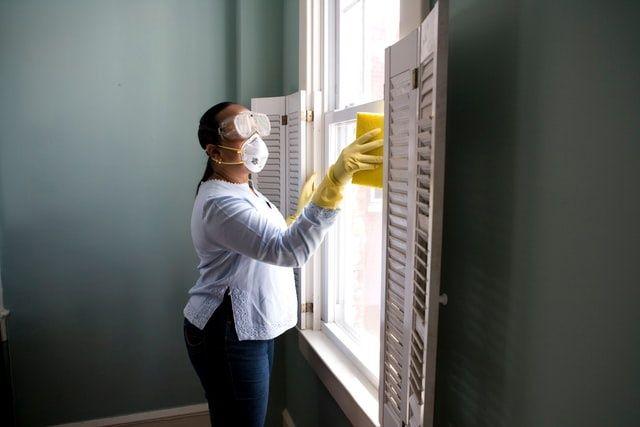 Servicii de curățenie în detaliu