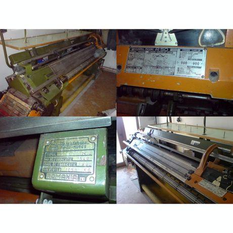 Masina tricotat industrială