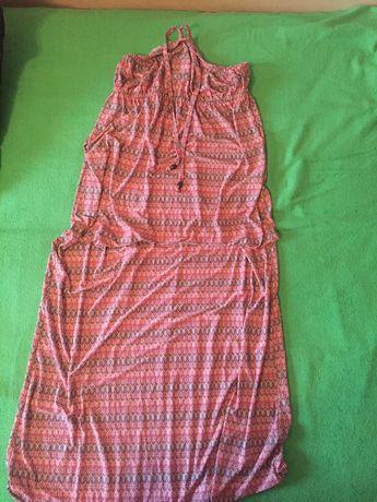 Платье пляжное новое