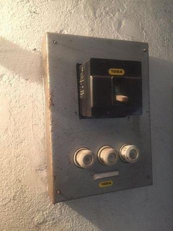 електричèско трифазно табло