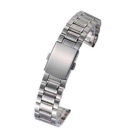 Bratara curea metalica otel inoxidabil pentru ceas 22mm
