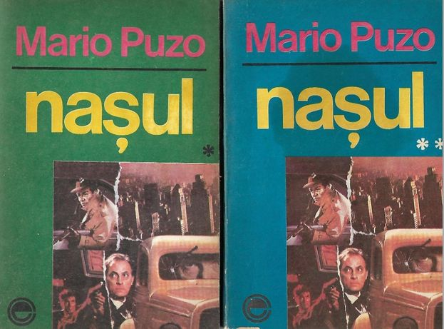 Nasul de Mario Puzo 2 volume