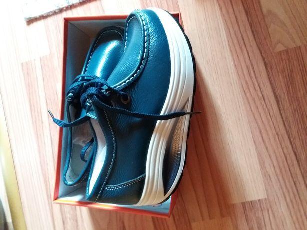 Pantofi Damă Piele