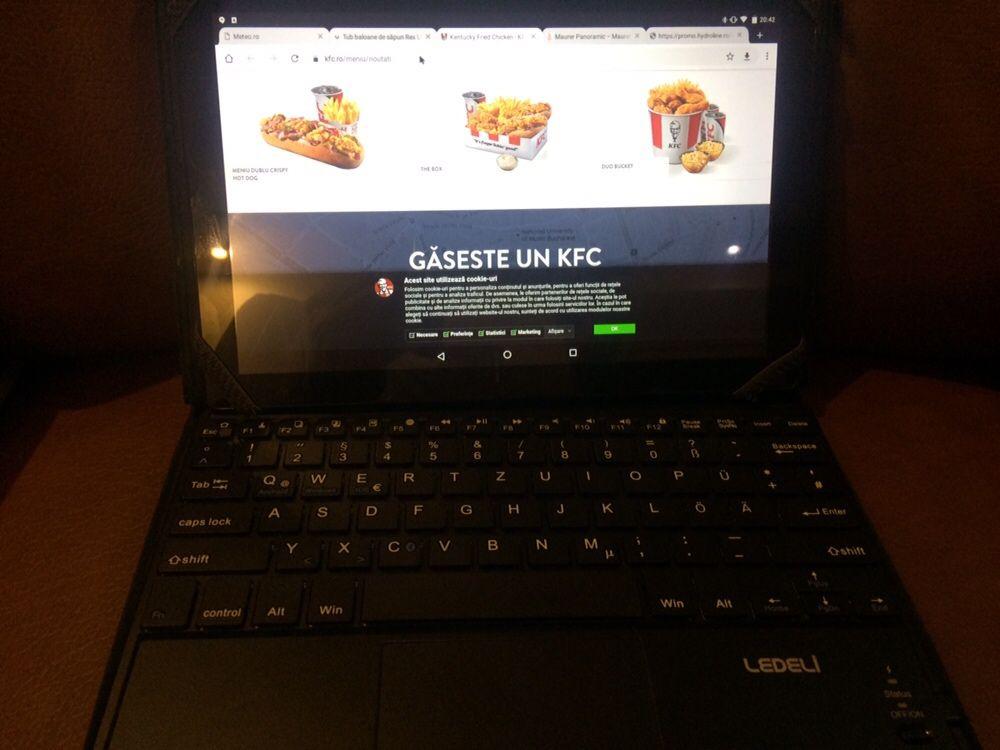 Lenovo tableta