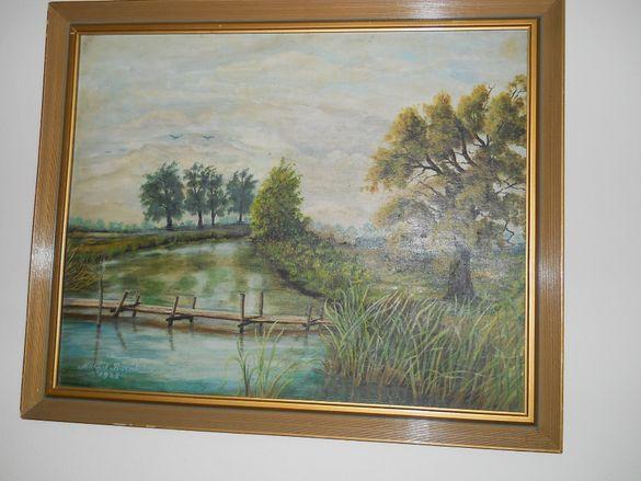 Продавам две картини