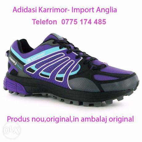 Adidasi dama Karrimor-Pret magazin Anglia 79,99 Lire,Nr 39,40,ieftin