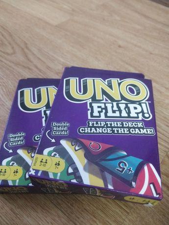 Uno Flip карточная игра