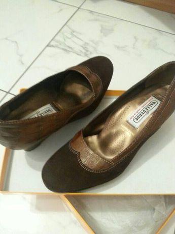 Vand pantofi piele, mar 35