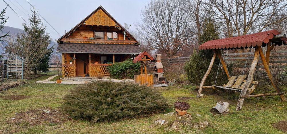Cabana de inchiriat Moldovenesti - imagine 1