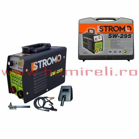 Aparat de sudura/invertor STROMO 295 cu valiza