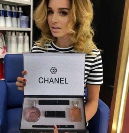 Парфюмерно-косметический Набор Chanel Present Set