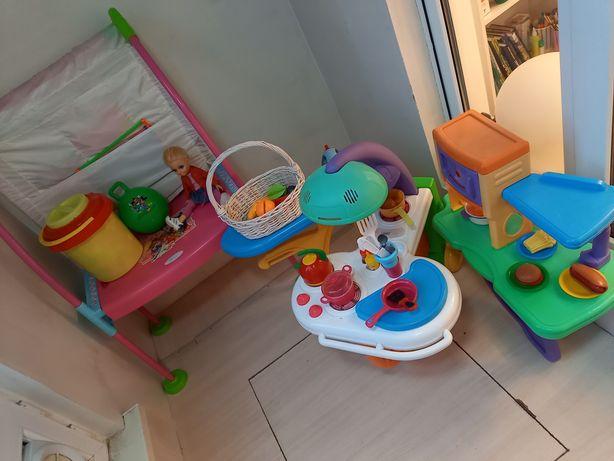Детские игрушки для девочки